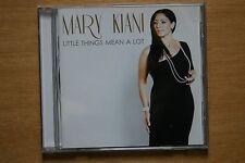 Mary Kiani – Little Things Mean A Lot - Jazz, 2011 (Box C80)