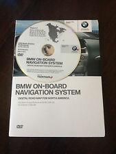 Genuine OEM BMW 1-Series 3-Series Navigation DVD Map # 230 *WEST* Update © 2014