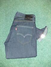 Levi's 511 Indigo Stretch Commuter Jeans Selvedge 33 32