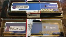 New Hyper X Blu/ Kingston 4GB (2GB X 2) KHX1333C9D3B1/4G PC3-10600 DDR3 Desktop