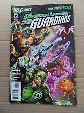 Green Lantern : New Guardians  2 .  ( New DC 52 ) DC 2011 - FN / VF