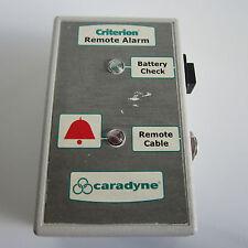 Caradyne Ventilator Remote Alarm REF.8-100900-00
