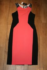 NEW&TAGS NEXT pencil dress bodycon SIZE 12 lace wedding occasion smart RRP £40!