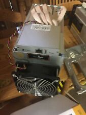 Bitmain Antminer L3+ 504MH/s Litecoin Miner With PSU. US Seller