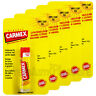 5 x Carmex Classic Click Stick Lip balm SPF15 Moisturising 4.9ml/0.16oz Made USA