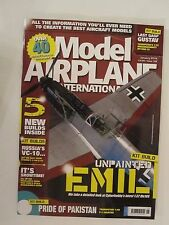 Model Airplane International Issue 126 Janaury 2016 by ADH Publications