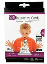 Cypher i3D Interactive Letter Cards - iPad, iPod & iPhone.