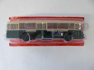 Bus BERLIET PCS10 1960 - 1/43 Hachette IXO Autobus autocars du Monde 79