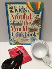 "Multicultural-Kids ""Around The World"" Cookbook (measuring Cups & Spoons)"