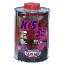 GENERAL KS 55 Resina trasparente liquida effetto vetro ML.750