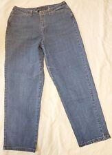 Crazy Horse Women's Blue Jeans Size 12 Stretch