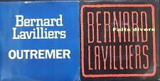 """BERNARD LAVILLIERS Lot de 2 x 7"""" en etat neuf  PROMO"""