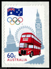 2012 Olympic Games - The Road to London - Self Adhesive Stamp MUH