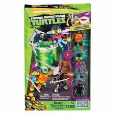 Mega Bloks Leo Teenage Mutant Ninja Turtles Baxter Mutation Lab Nickelodeon NEW
