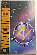 WATCHMEN#9 VF/NM 1986 ALAN MOORE DC COMICS