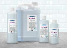 Pure Acetone Acrylic Nail Remover UV/LED Gel Nail Polish Remover Premium SoakOff