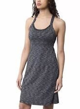 Mondetta MPG Womens Size Large Racerback Travel Dress Black Combo A6214