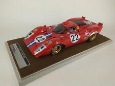 Tecnomodel Ferrari 312P Coupe #22  Parkes/Parson Sebring 1970 1/18