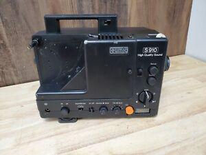 Eumig S910 Super 8 Sound projector Parts Repair