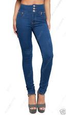 Pantalones de mujer color principal azul Talla 34