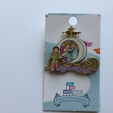 WDW it's a small world - A Magical Transformation - Cinderella Disney Pin 46600