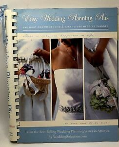 Easy Wedding Planning Plus The Most Comprehensive Unused