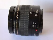 Canon EF 35-105mm Ultrasonic Wide angle  Macro Zoom Lens Fits All Canon DSLR
