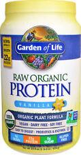 Garden of Life RAW Organic Protein Plant Formula Vanilla 22 oz