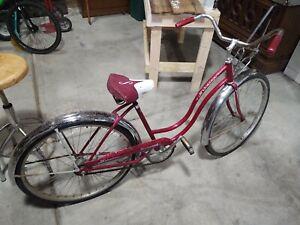Vintage 1964 Schwinn Hollywood Women's Bicycle