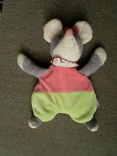 Sterntaler Maus Mathilda mit Körnerkissen, 27 cm Höhe