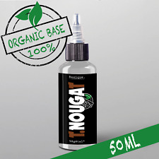 E-liquide Bio Tabac Nougat 50%PG|50%VG - 50ml - Organic 100% 🔥PRIX PROMO 🔥