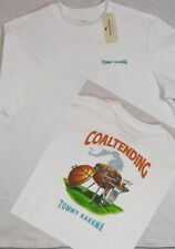 Tommy Bahama Relax TShirt BBQ Grill Coaltending Graphic Tee Size S Small NWT