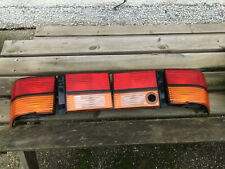 volkwagen Vento Rear Lights Full Set Amber