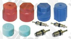 For Honda Civic  Toyota Tacoma A/C System Valve Core and Cap Kit 1311575