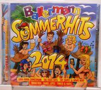 Ballermann Sommer Hits 2014 + Album mit 40 Hits für die Fete auf 2 CD + Urlaub +