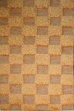 Handgemachter Shaggy Wolle 1.30 x 0.60= 0.78