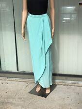 Yves Saint Laurent Vintage Maxi Skirt From 1980's