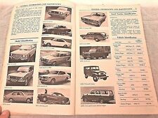Toyota 2 Celica Crown Hi Lux Land Cruiser 1970-'72 Corolla Carina Corona Mark II