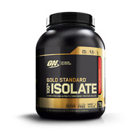 OPTIMUM NUTRITION GOLD STANDARD 100% ISOLATE STRAWBERRY 2.28KG - 76 SERVE