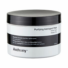 Anthony for Men Purifying Astringent Pads - All Types of Skin 60 pads