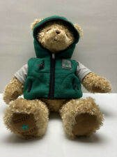 """Gund Wish Bear Hope 26"""" Stuffed Brown Teddy Plush Toy 2000-2001 Limited Edition,"""