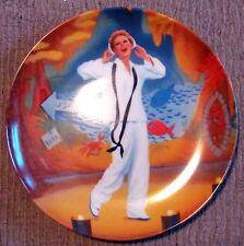 "South Pacific Commemorative Plate #4 (1988) - ""Honey Bun"" - Gignilliat - Nm"