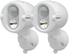 Mr Beams Networked Wireless Motion Sensor LED Spot Light System 200-Lumens 2-Pck