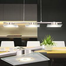 Luxus LED Pendel Leuchte Hänge Decken Lampe Wohn Schlaf Zimmer Küche Büro Flur