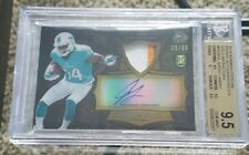 2014 Sterling Jarvis Landry GOLD REFRACTOR AUTO PATCH RC 23/99 BGS 9.5 GEM MINT