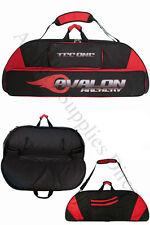 Avalon Archery Red Tec One Semi Rigid Compound Bow Case 110X40X12CM