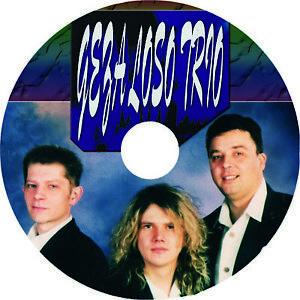 Geza Loso Trio - CD