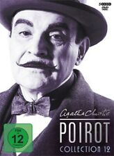Agatha Christies Hercule Poirot Collection 12 (DVD Video)
