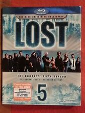 Lost: The Complete Fifth Season [Blu-ray] Dvd, Matthew Fox, Evangeline Lilly, Jo