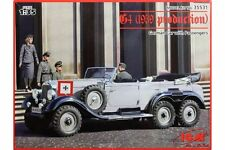ICM 35531 1/35 G4 (1939 production) German Car with Passengers